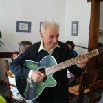 Gilbert RINGENBACH au Refuge en Alsace