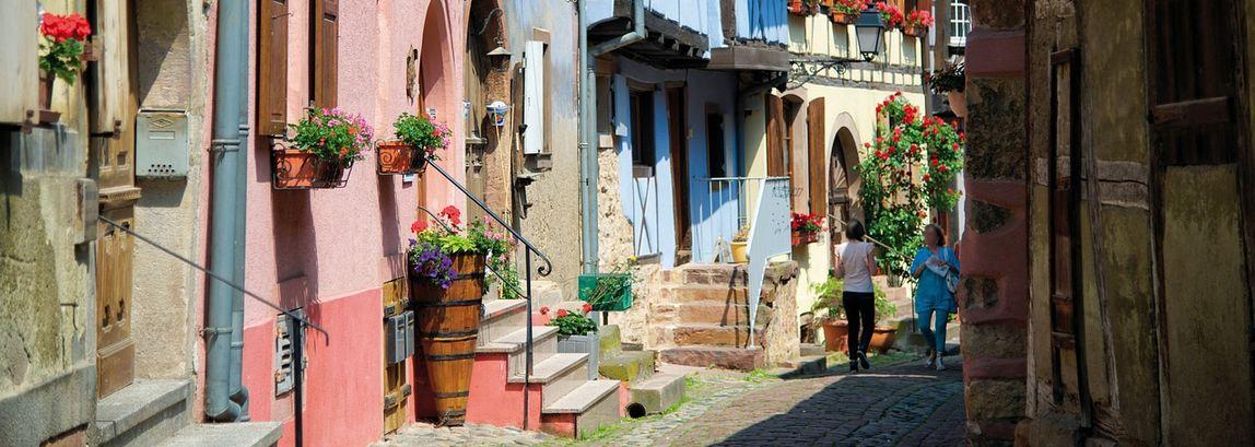 Promenade en Alsace
