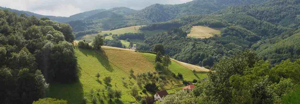 Tourisme entre Alsace et Vosges