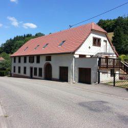 Le Refuge Alsace Annexe Chambres et salle de réunion